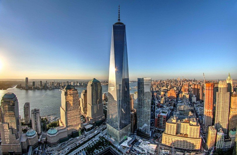 Les buildings a visiter a New York