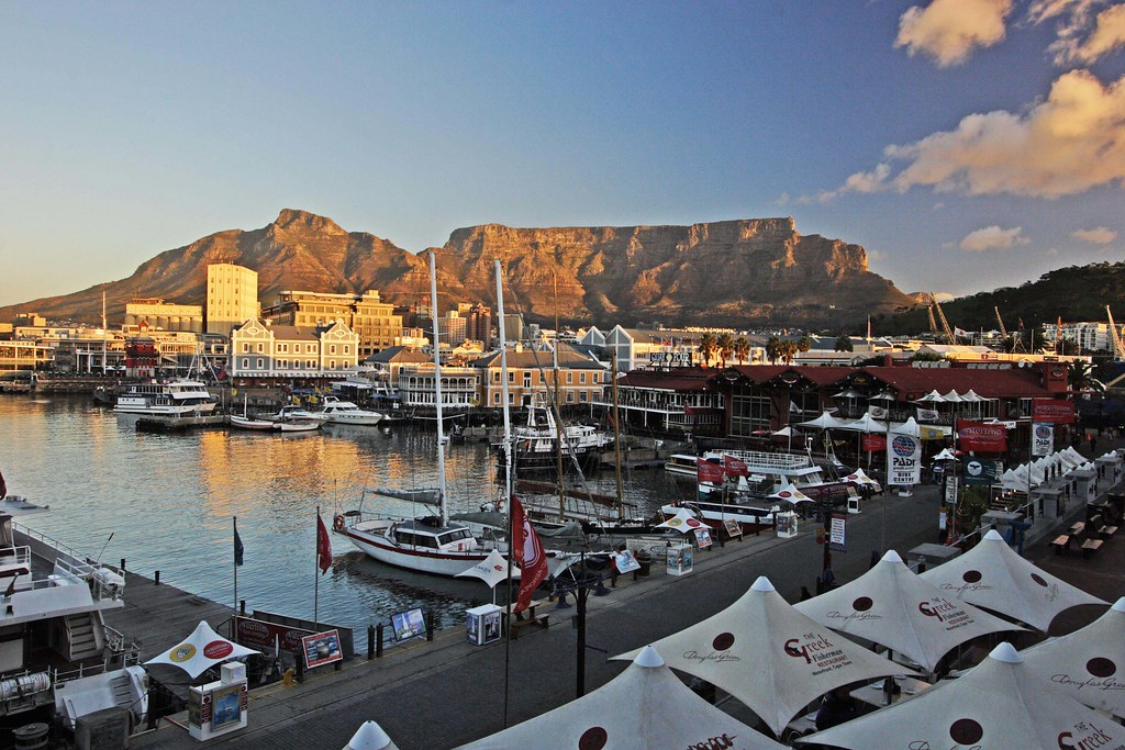 Deux lieux incontournables de Cape Town lors d'un voyage en Afrique du Sud