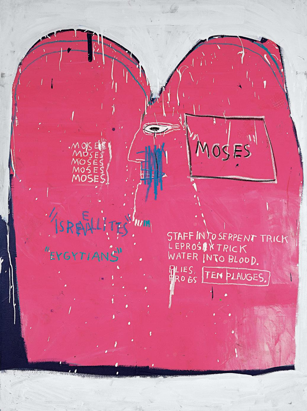 Invité d'honneur : Basquiat au Palazzo Leoni Montanari par Pascal Robaglia