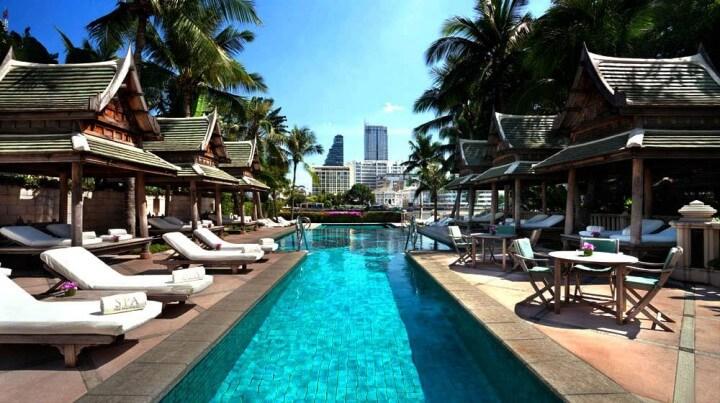 luxe a bangkok- image hotel