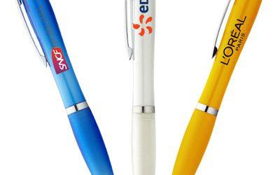 Le stylo pour un cadeau personnalisé sympa