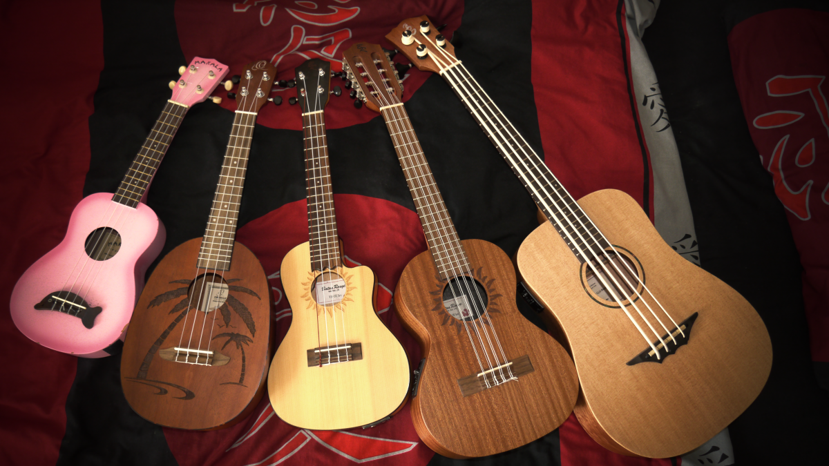 L'apprentissage du ukulélé, plus facile quand on maîtrise déjà la guitare?
