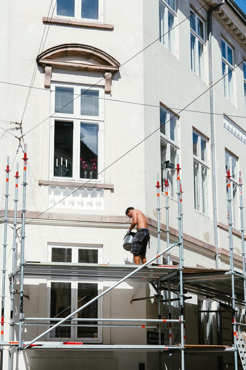 Les 3 bonnes raisons d'entreprendre des travaux de ravalement de façade