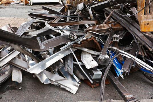 Faire appel à un ferrailleur pour l'enlèvement de vos déchets métaux