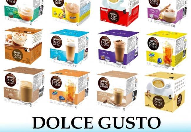 Amoureux du café : Zoom sur les dosettes dolce gusto