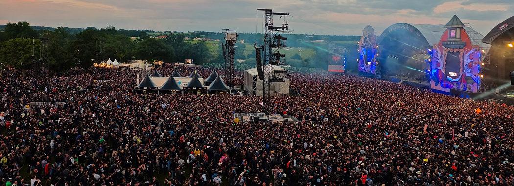 Présentation des plus grands festivals de rock en Europe