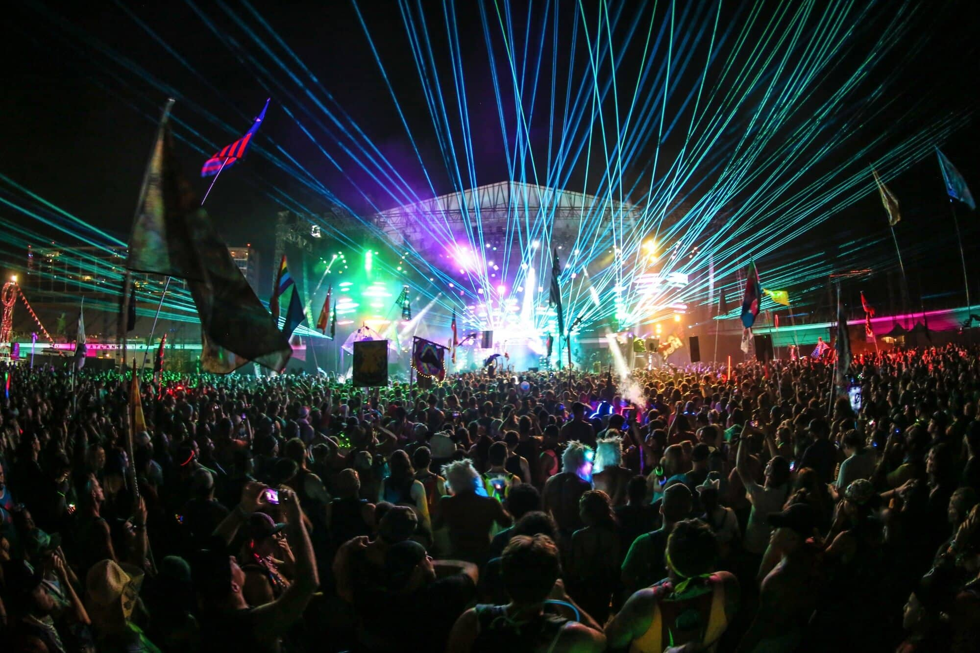 Les 3 plus grands concerts de techno au monde