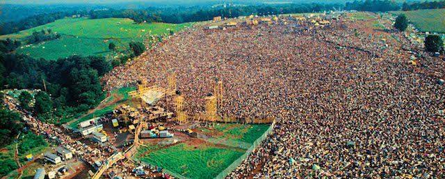 Les 5 plus gros concerts de l'histoire
