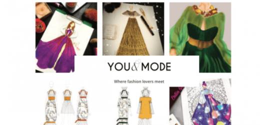 You and mode : La nouvelle plateforme pour stylistes
