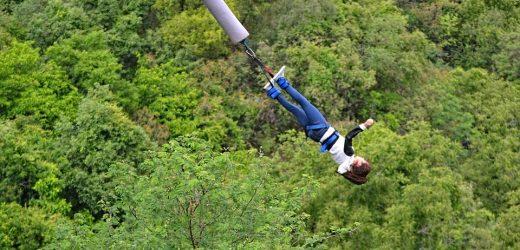 Faire du saut à l'élastique pour un séjour de courte durée ?