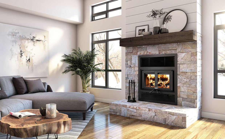 Avoir une cheminée chez soi: synonyme de confort